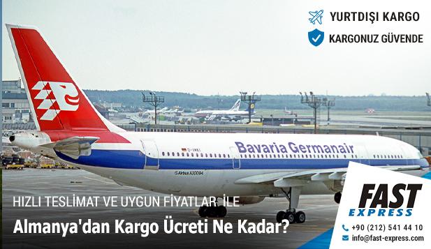 Almanya'dan Türkiye'ye Kargo Ücreti Ne Kadar?