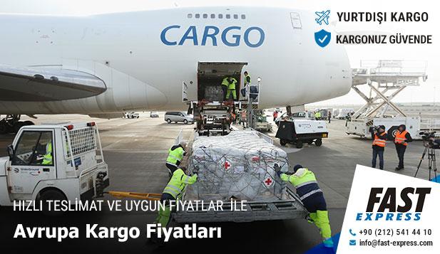 European Cargo Prices