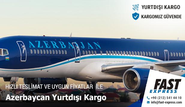 Azerbaycan Yurtdışı Kargo
