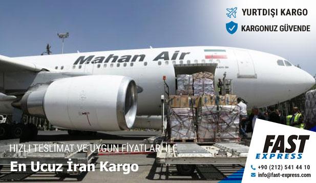 En Ucuz İran Kargo