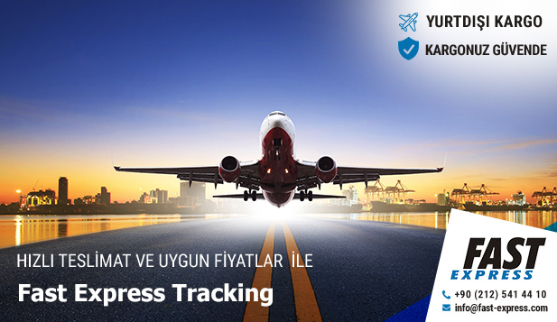 Fast Express Tracking
