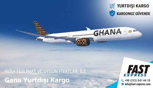 Gana Yurtdışı Kargo