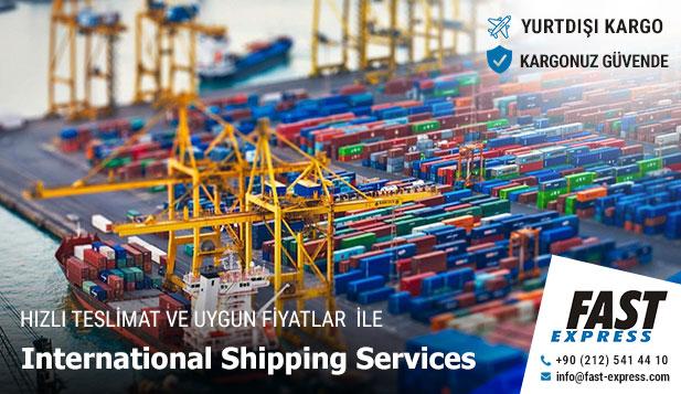 Overseas Cargo Services