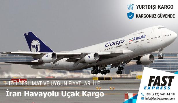 İran Havayolu Uçak Kargo