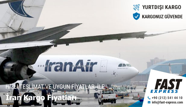 İran Kargo Fiyatları