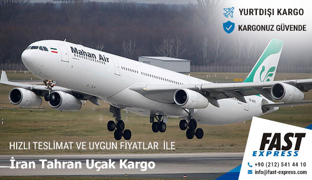 İran Tahran Uçak Kargo
