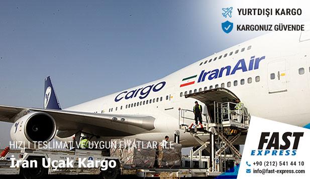 İran Uçak Kargo