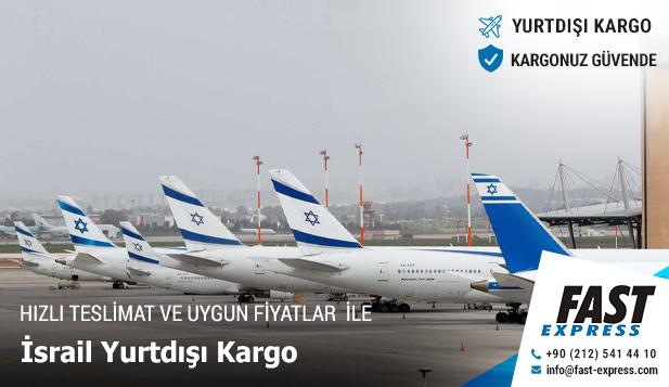 İsrail Yurtdışı Kargo