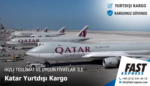 Katar Yurtdışı Kargo