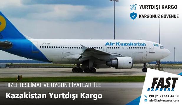 Kazakistan Yurtdışı Kargo