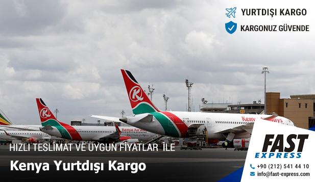 Kenya Yurtdışı Kargo
