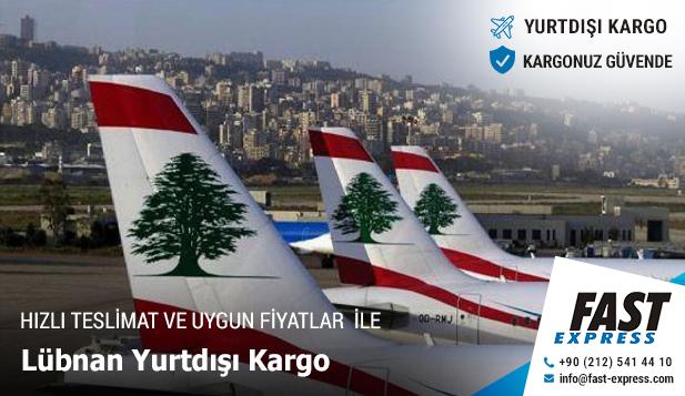 Lübnan Yurtdışı Kargo