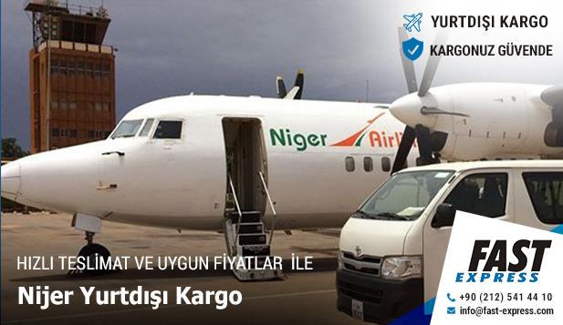 Nijer Yurtdışı Kargo