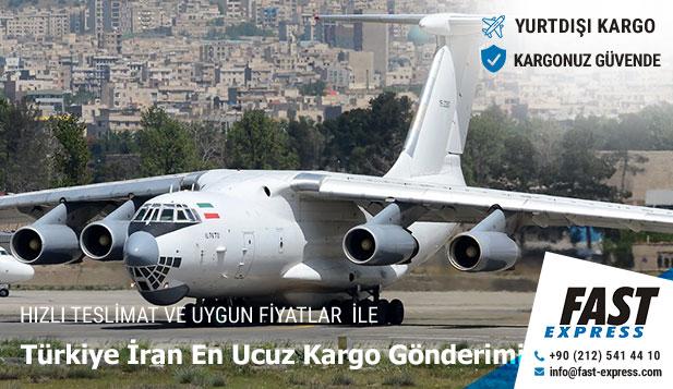 Türkiye İran En Ucuz Kargo Gönderimi