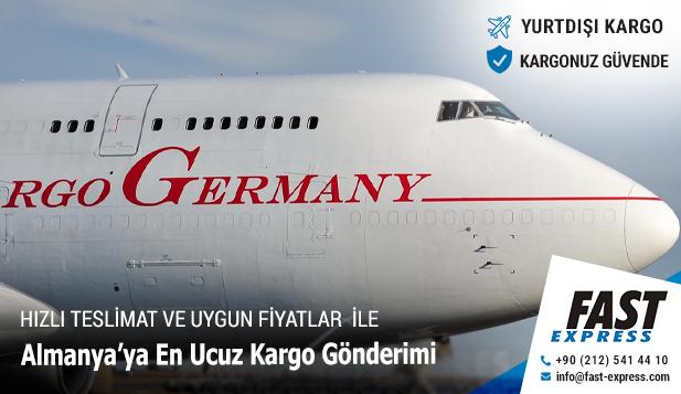 Türkiye'den Almanya'ya En Ucuz Kargo Gönderimi