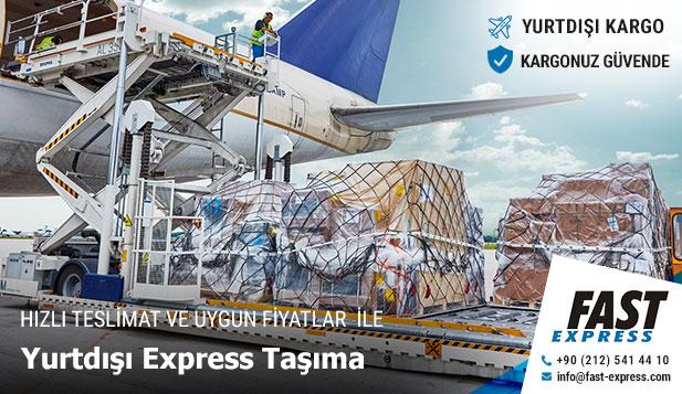 Yurtdışı Express Taşıma