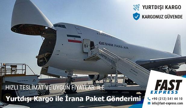 Yurtdışı Kargo ile İrana Paket Gönderimi
