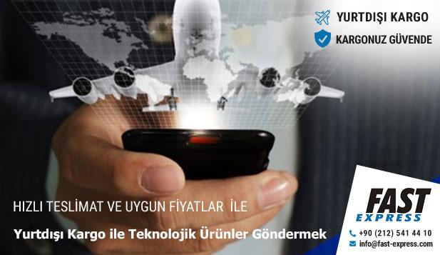 Yurtdışı Kargo ile Teknolojik Ürünler Göndermek