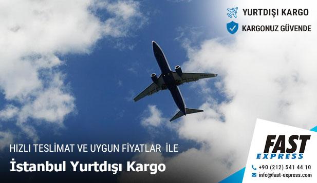Istanbul Internationaler Versand