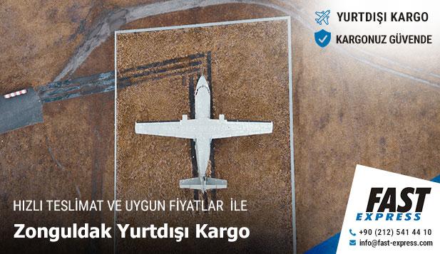 Zonguldak Yurtdışı Kargo
